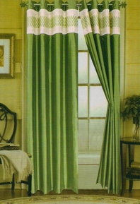 Rio Grommet Panel (Green)