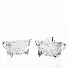 Barouque Sugar/Creamer Set
