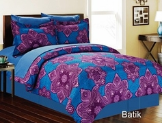 Batik Complete Bed in a Bag Set