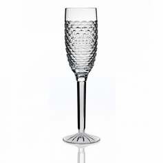 Beehive Cut Champagne Flute 4pc set