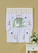 Bella Kitchen Curtain Set
