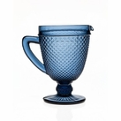 Belmont 30oz Blue Pitcher