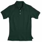 Boy's Short Sleeve Shirt (Hunter Green)