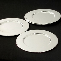 4pc Bread/Butter Plate Set