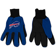 Buffalo Bills Two Tone Gloves