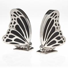 Set of 2 Butterfly Salt/Pepper
