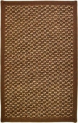 Cabo Sisal Area Rug (Brown)