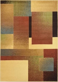 Catalina Gradient Corners Area Rug
