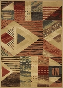 Catalina Modern Angles Area Rug 8x11