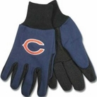 Chicago Bears Two Tone Gloves