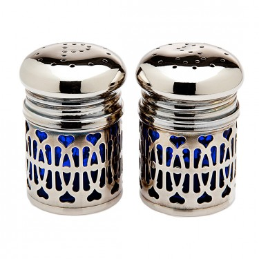 Cobalt/Silver Salt/Pepper