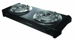 Continental Electric Double Burner