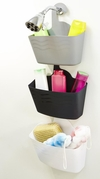 Deluxe Plastic Shower Caddy