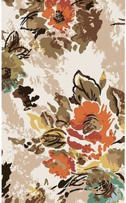 Dream Weave Abstract Floral Area Rug