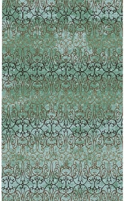 Dream Weave Springtime Scroll Area Rug
