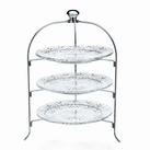 Dublin 3 Tier Serving Rack