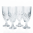 Dublin 14oz Iced Beverage 4pc Glass Set