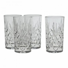 Dublin Highball 4pc Set