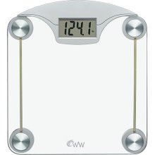Electronic Tempered Glass Scale