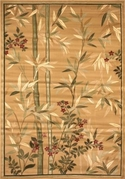 Evolution Bamboo Area Rug