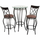 Fancy 3 Piece Bistro Set