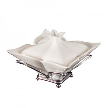 Fiori Candy Dish and Rack