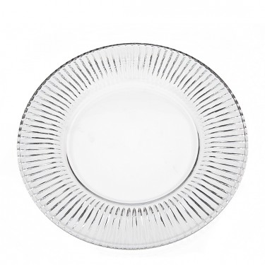 Set of 4 Fire & Ice 9″ Salad Plates