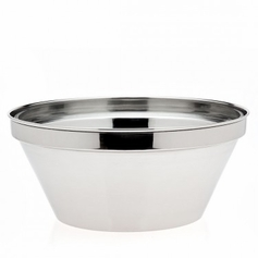 Flower Pot Salad Bowl With Server