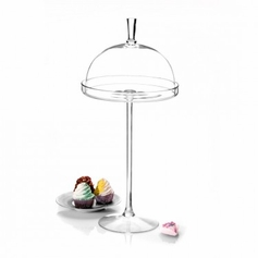 "23.75"" Footed Cake Dome"