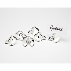 Set of 6 Fortune Cookie Placecard
