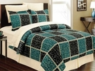 Giant Tile 11 Piece Complete Bed in a Bag Set