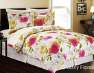 Giverny Floral Complete Bed in a Bag Set