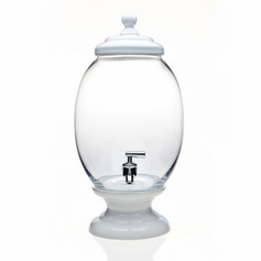 Glass/Porcelain 2.2 Gallon Dispenser