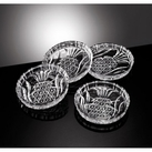 Set of 4 Hospitality Crystal Coasters