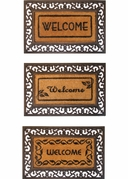 Iron Welcome Mat (18x30)