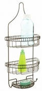 Jumbo Shower Caddy (Bronze)