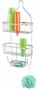 Jumbo Shower Caddy (Chrome)