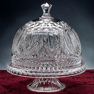 Kensington 24% Crystal Dome Cake/Punch Set