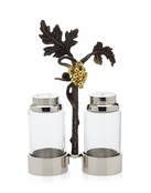 La Vigna Salt and Pepper Shakers