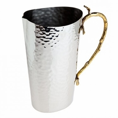 Leaf Design 2 Tone Pitcher
