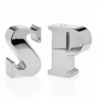 Letters S&P Salt/Pepper