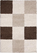 Lexington Shaggy Squares Rug