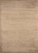Lexington Solid  Shag Rug (Beige)