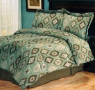 Madrid Printed Comforter Set