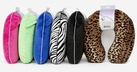 Memory Foam Travel Neck Pillow (Colors May Vary)