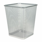Mesh Wire Waste Basket