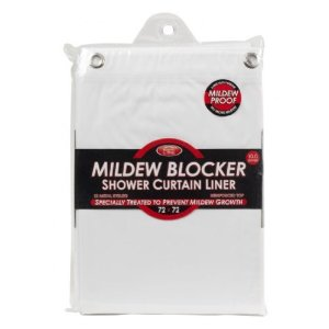 Mildew Blocker Shower Curtain Liner – Assorted