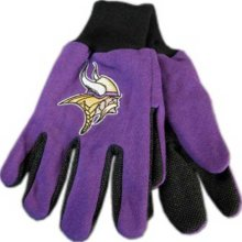 Minnesota Vikings Two Tone Gloves