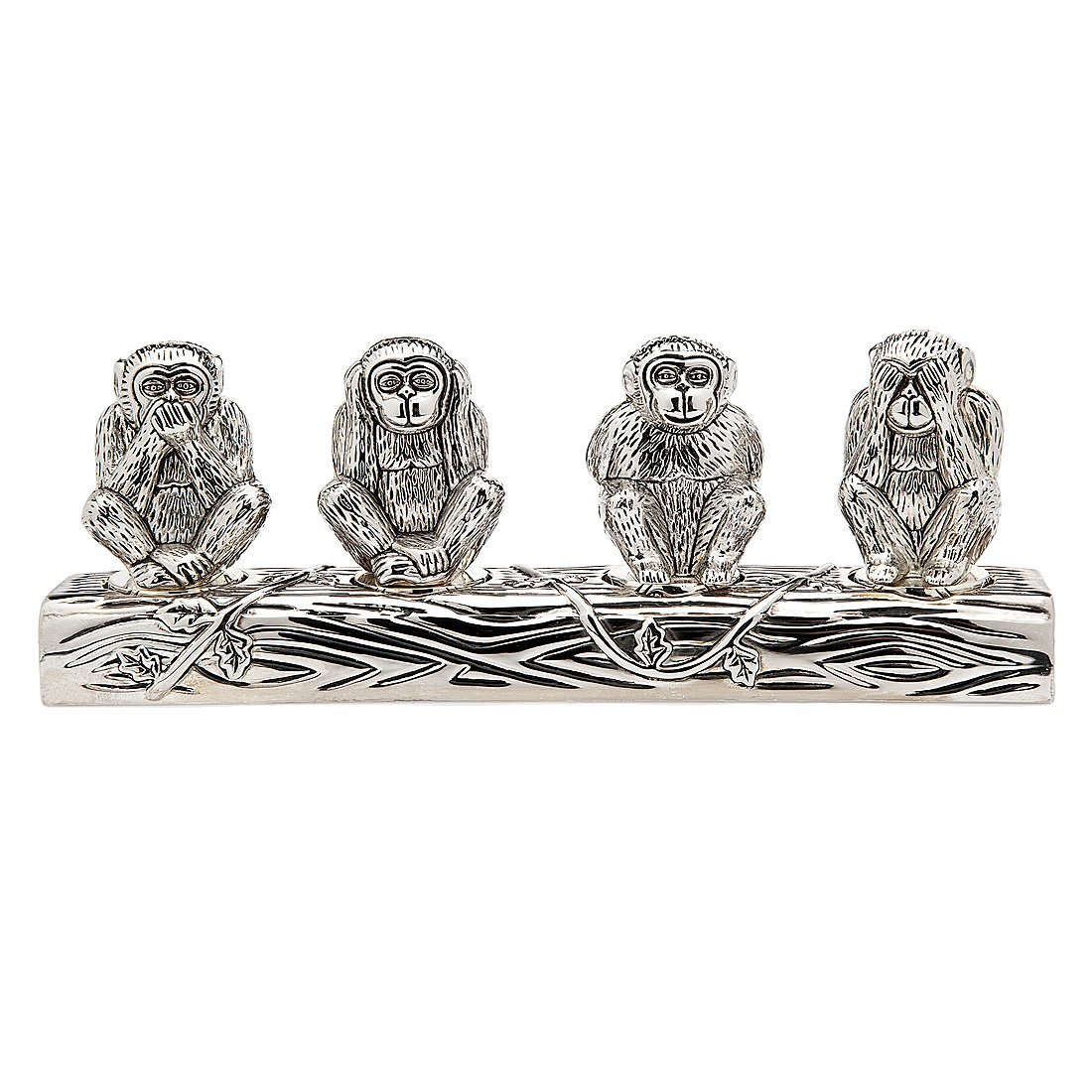 Monkey Salt & Pepper (Set of 4)