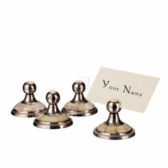 Set of 4 Mop Placecard Holders